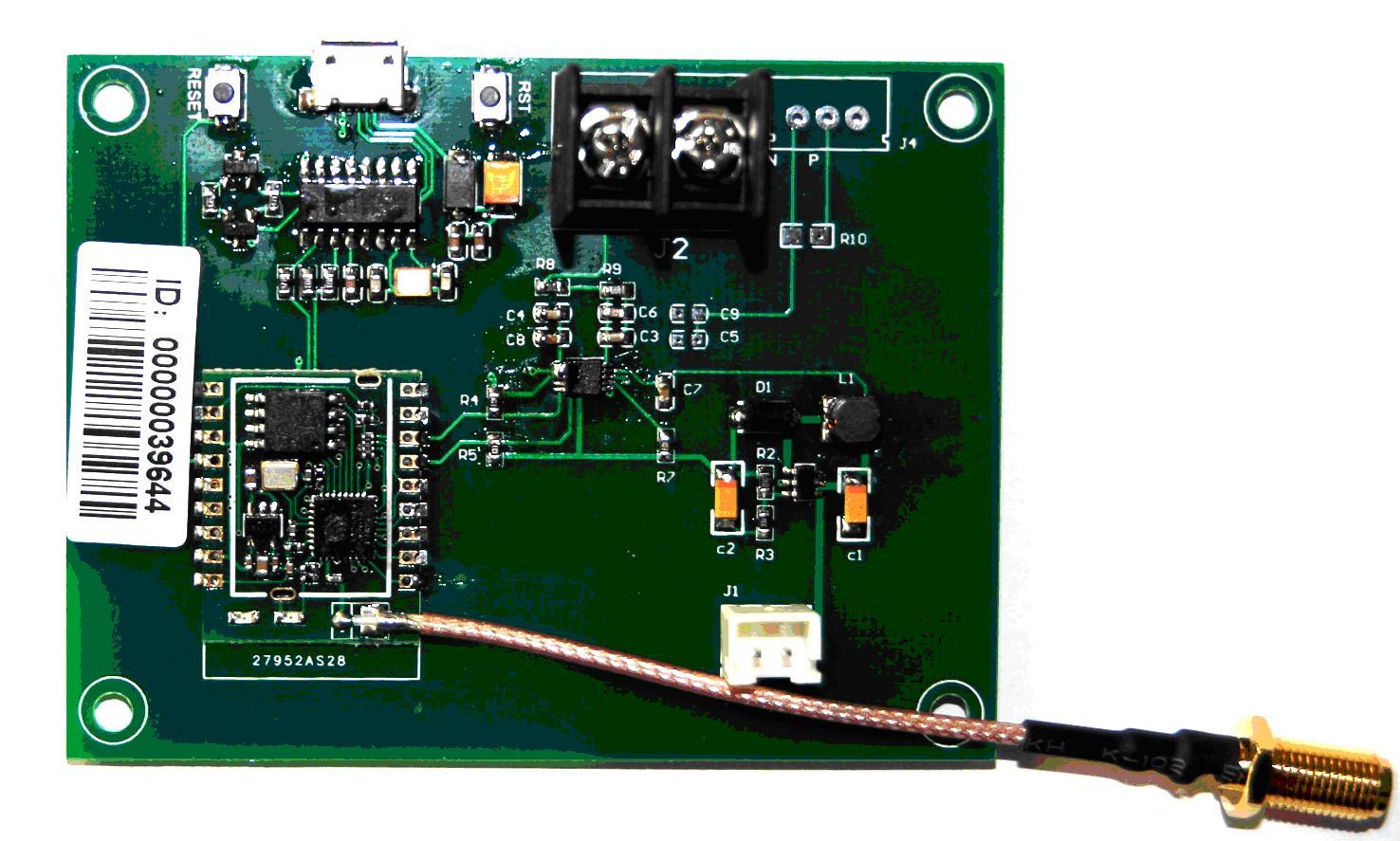 KB3077-VM 电池电压Wifi检测模块
