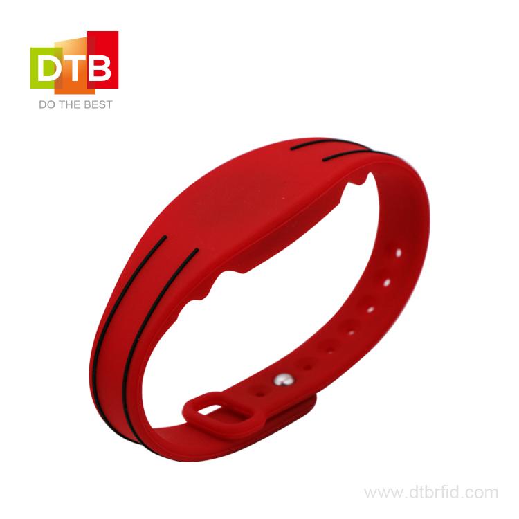 RFID硅胶腕带SW-11