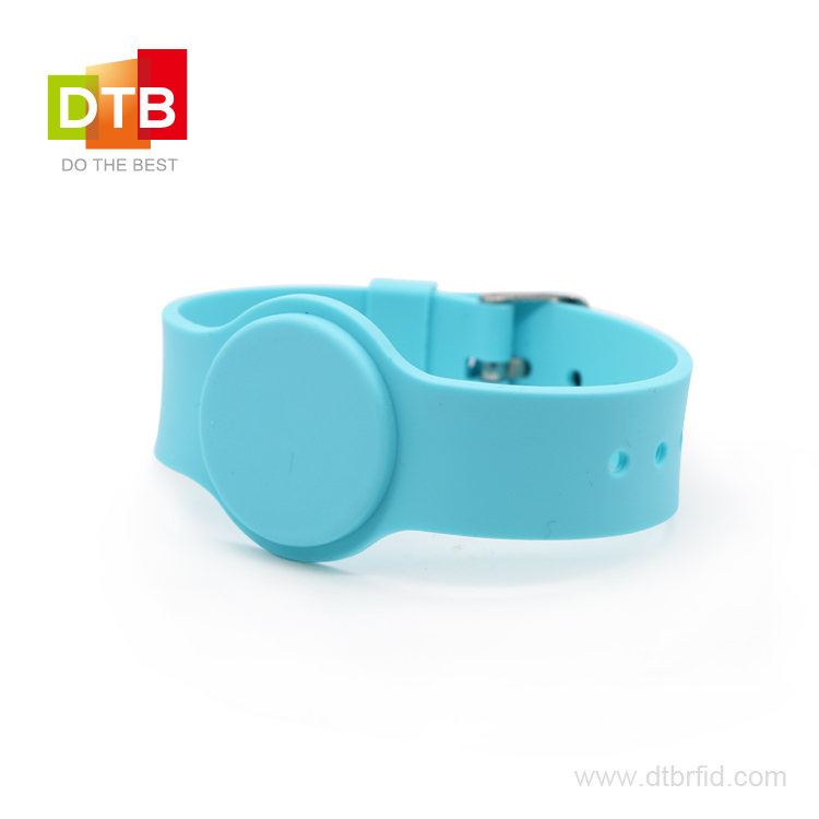 RFID硅胶腕带SW-08