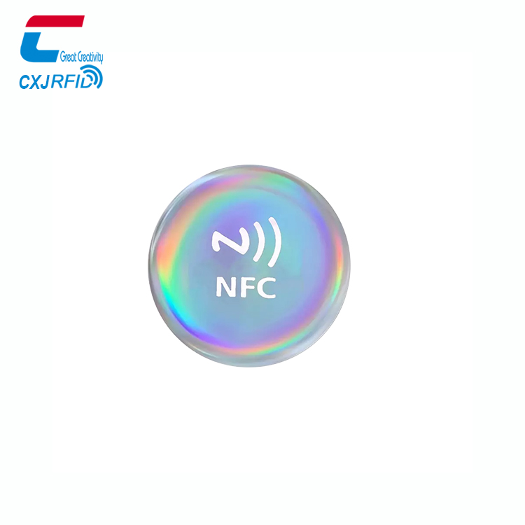 NFC社交名片标签