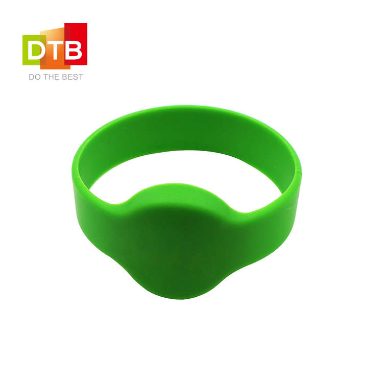 RFID硅胶腕带SW-01