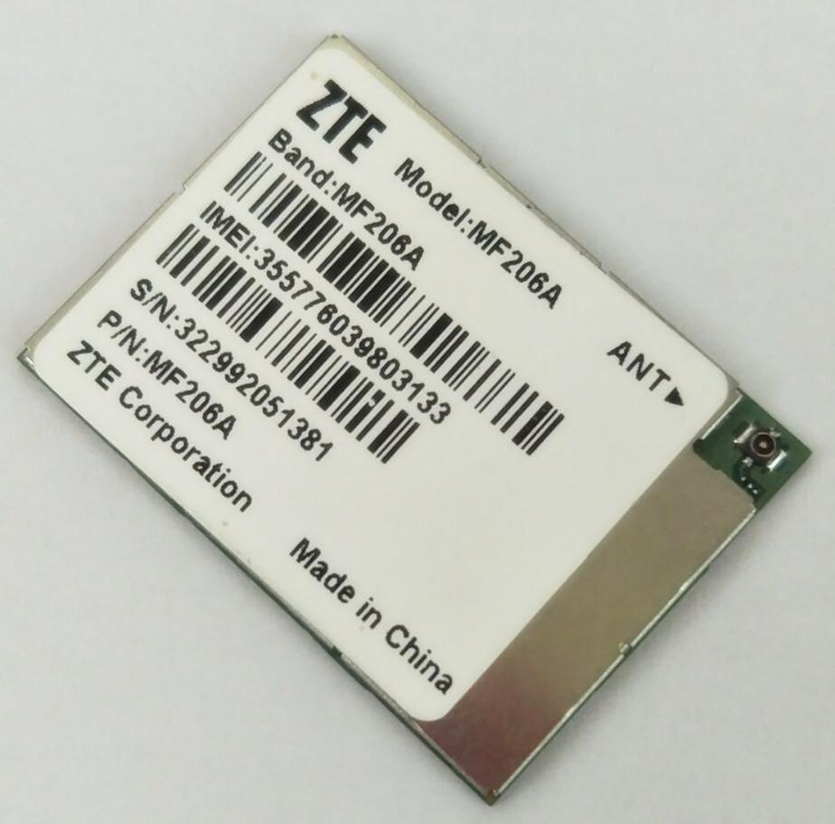 中兴3G模块MF206A