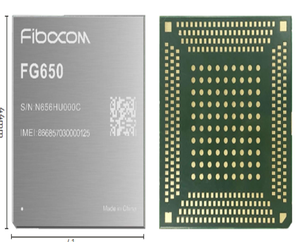 广和通 5G 模块FG650