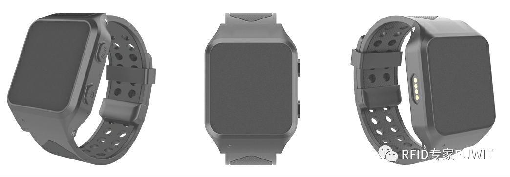 UWB手表定位标签