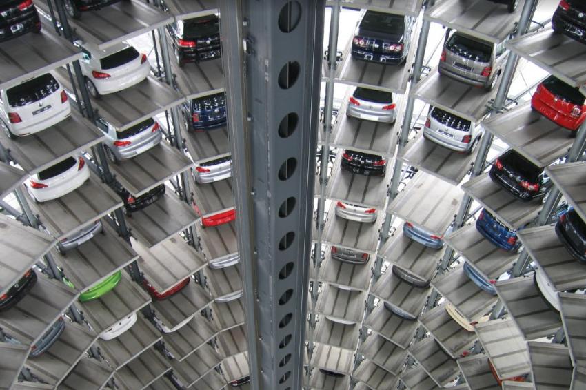 江苏丰县试运营第三代路内停车管理解决方案 用RFID获取泊位信息