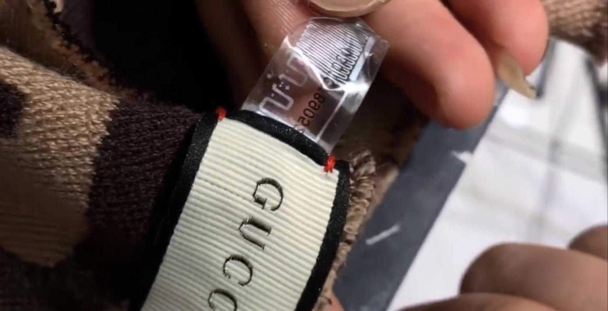 GUCCI、 ZARA、NIKE上的RFID标签到底有什么用?