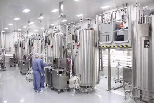 晨控智能RFID在制药业产线中的应用方案