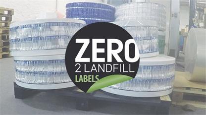 阿兹特克标签敦促其他企业加入Zero Labels 2 Landfill计划
