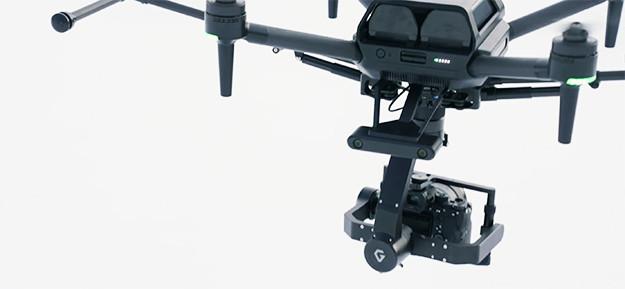 索尼进军消费无人机市场,推出Airpeak无人机