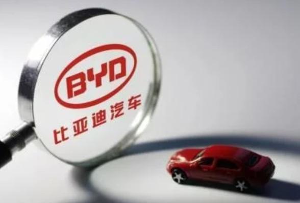 比亚迪打造新款NFC车钥匙,与小米手机合作,华为已率先支持!