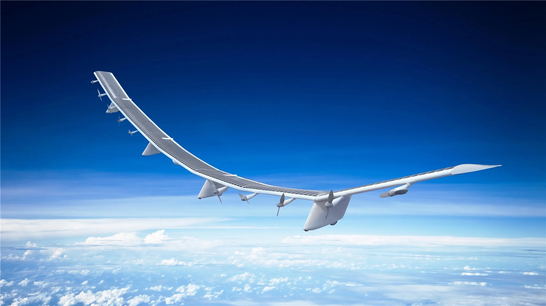 """软银拟将无人机送至平流层作为""""机载基站"""",最早今年试飞"""