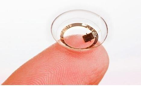 中外大学联合研发多功能超薄隐形眼镜传感系统 检测精度更灵敏