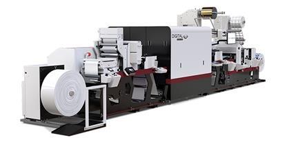 麦安迪推出Digital Series iQ印刷机
