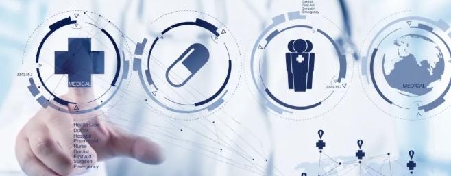 坤锐电子 | 智慧医疗-坤锐助力医院免接触智能管理