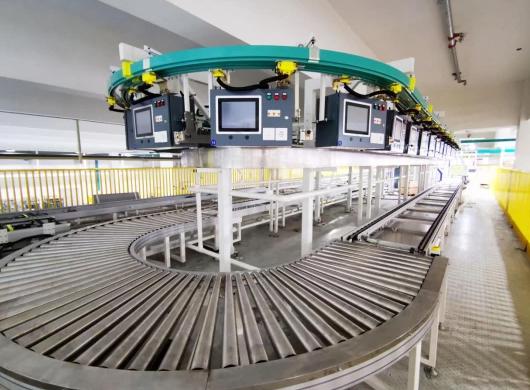 新增97万台产能!海信厨卫采用RFID等系统打造智慧工厂