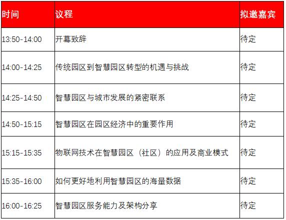 IOTE·2021上海智慧园区&社区创新应用高峰论坛火热报名中,千亿级市场的风向标