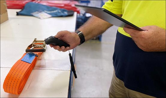 RFID应用于自动化安全设备检查