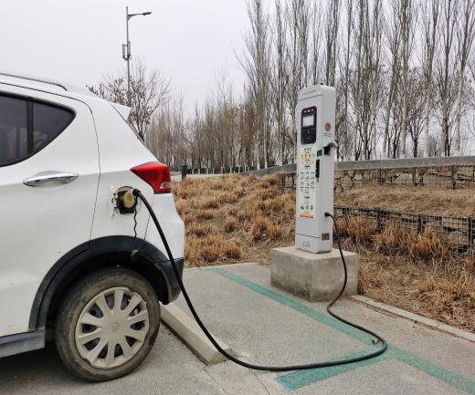 汽车充电数字人民币物物支付在雄安试点