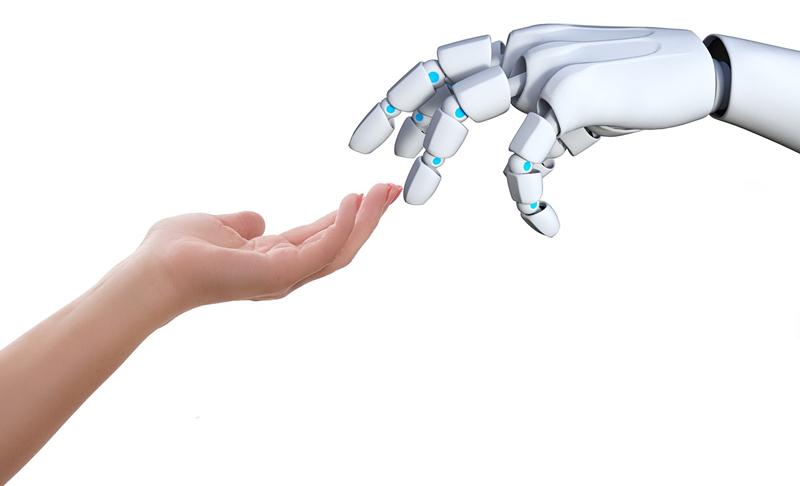 机器人的未来:人机协作