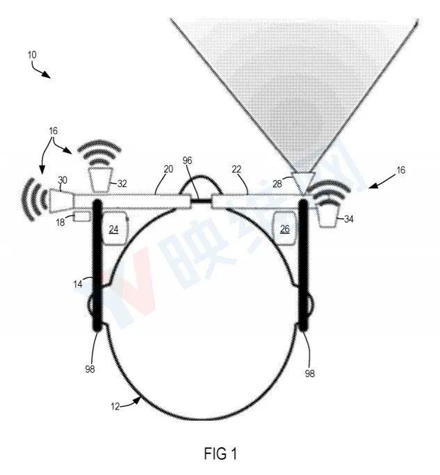 Magic Leap新专利采用雷达系统进行头显定位