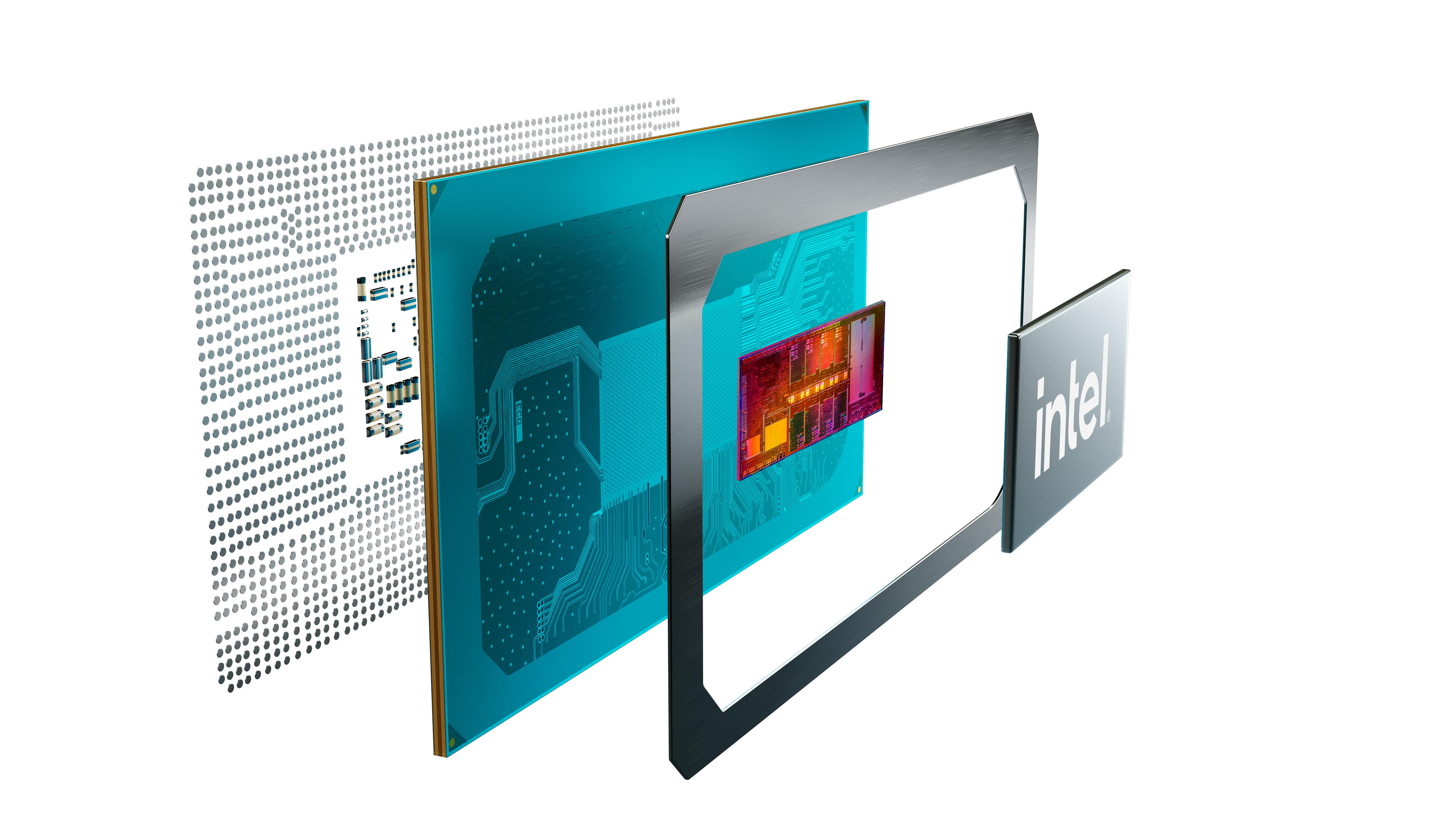 英特尔正式发布Tiger Lake-H45高性能移动芯片