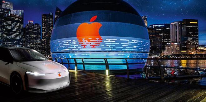 苹果正重启造车计划 最终目标是造整车