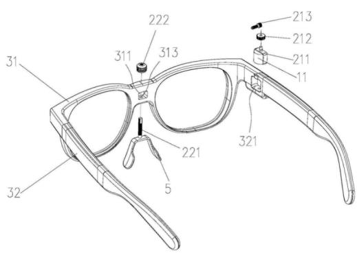 华为AR眼镜,为整个AR行业赋能