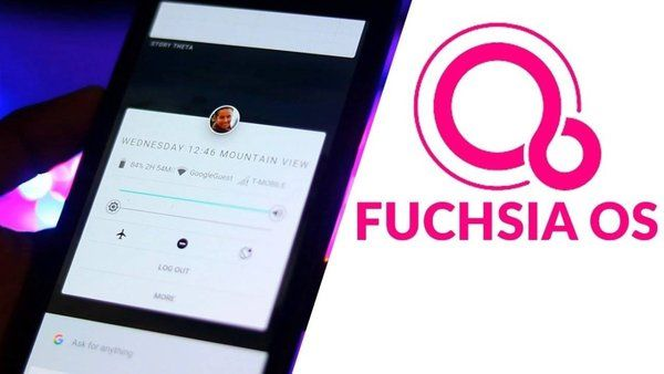 替换安卓?谷歌Fuchsia OS登场:与鸿蒙OS异曲同工