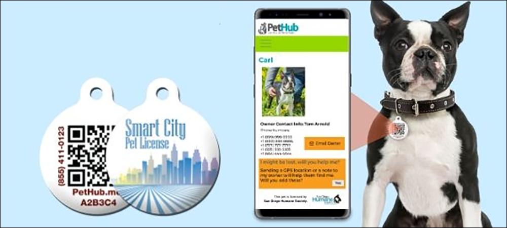 NFC使失踪宠物的信息数字化,以加速救援
