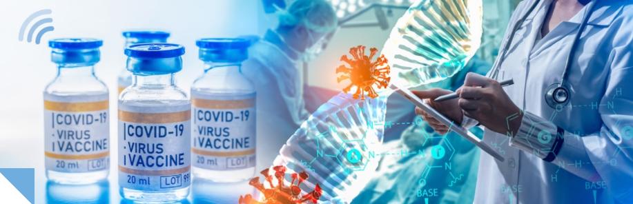NFC 和 HF RFID 技术有助于保护疫苗交付并应用在可验证的疫苗接种证书