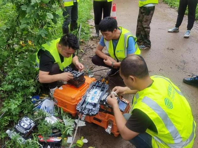 河南遭遇特大暴雨 三大运营商开展抢险工作保障通信安全