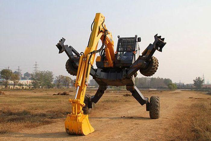 挖掘机哪家强?不找蓝翔找AI