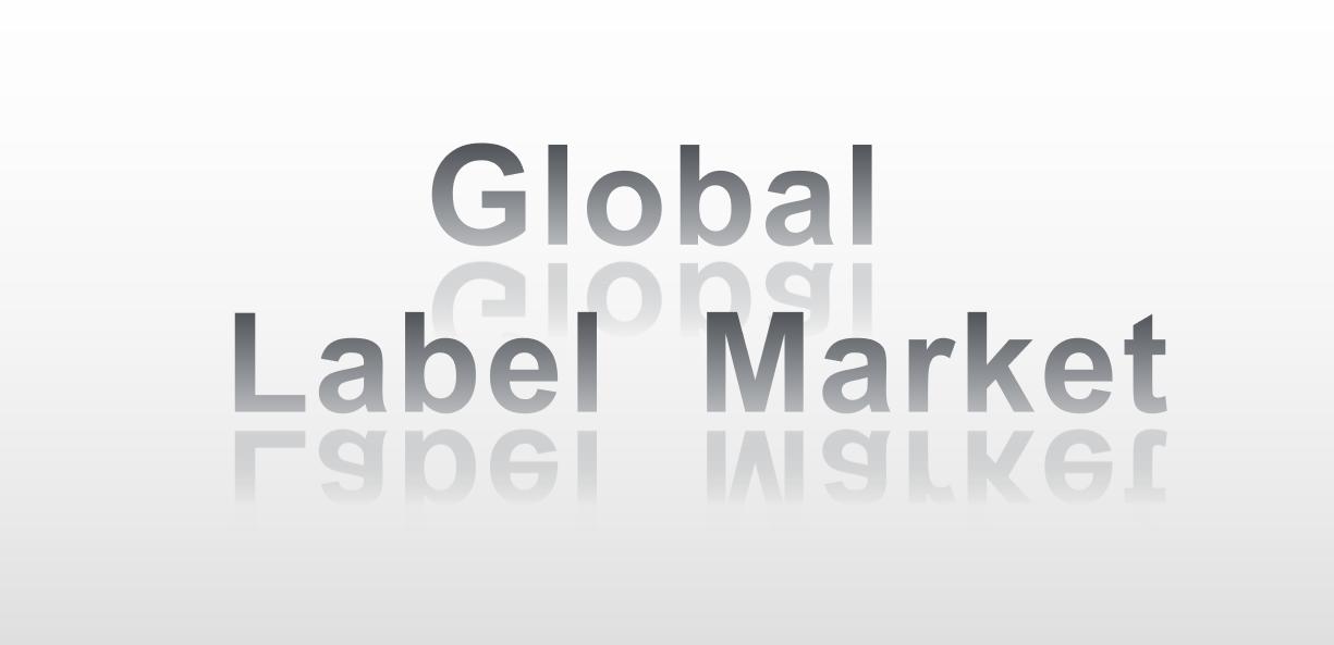 预测:从2019年到2027年全球标签市场将有较高的增长轨迹