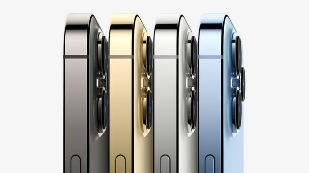 遭遇芯片短缺 iPhone13生产目标下调1000万台